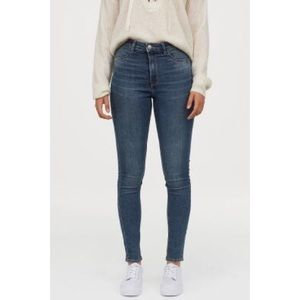 H&M Blue Slim Skinny Jeans